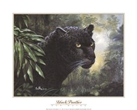 Black Panther Fine-Art Print