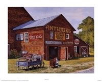 Odds and Ends Fine-Art Print