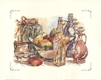 Spiced Oil and Vinegar Collection II Fine-Art Print