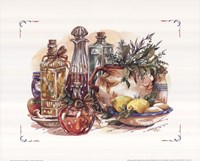 Spiced Oil and Vinegar Collection I Fine-Art Print