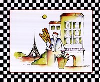 Baguette Fine-Art Print