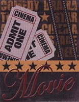 Movie Fine-Art Print