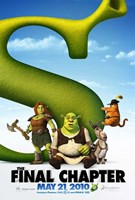 Shrek Forever After - style C Fine-Art Print