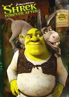 Shrek Forever After - style B Fine-Art Print