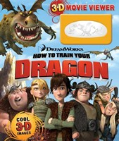 How to Train Your Dragon - style B Fine-Art Print