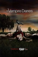 The Vampire Diaries - style C Fine-Art Print