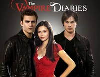 The Vampire Diaries - style E Fine-Art Print