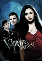 The Vampire Diaries - style F Fine-Art Print