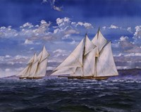 The Cream of the Cruisers Fine-Art Print