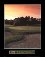 Drive - Golf Fine-Art Print