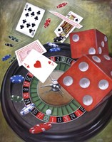 Roulette Fine-Art Print