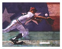 Olympic Baseball Fine-Art Print