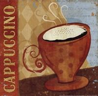 Jazzy Coffee I Fine-Art Print