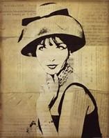 Fashion News I Fine-Art Print