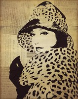 Fashion News II Fine-Art Print