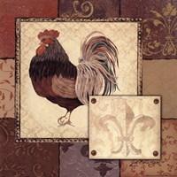 Rooster II Fine-Art Print
