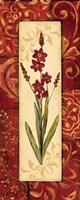 Vintage Crimson II Fine-Art Print