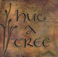 Hug a Tree Fine-Art Print