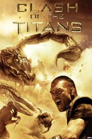 Clash of the Titans - Scorpion Wall Poster