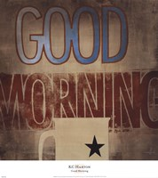 Good Morning Fine-Art Print