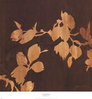 Falling Leaves I Fine-Art Print