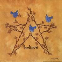 Twiggy Believe Fine-Art Print