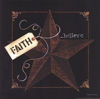 Faith Star Fine-Art Print