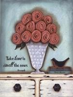Smell the Roses Fine-Art Print