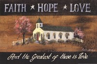The Greatest Church Fine-Art Print