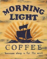 Morning Light Coffee Fine-Art Print