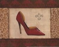 Fashion Shoe I Fine-Art Print