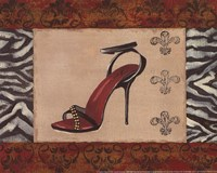 Fashion Shoe II Fine-Art Print