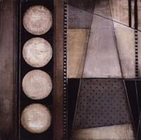 Fancy Square II Fine-Art Print