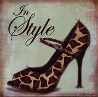 Exotic Shoe II - petite Fine-Art Print