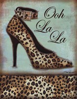 Leopard Shoe Fine-Art Print