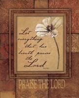 Praise The Lord Fine-Art Print