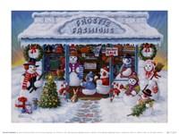 Frostie Fashions Fine-Art Print