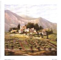 Village At Vaucluse Fine-Art Print