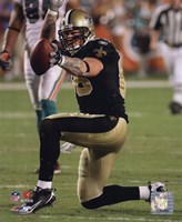 Jeremy Shockey 2009 Action Fine-Art Print