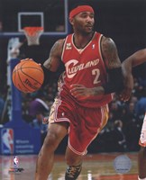 Mo Williams 2009-10 Action Fine-Art Print