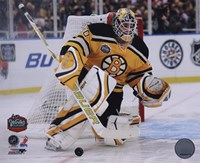 Tim Thomas 2010 NHL Winter Classic Action Fine-Art Print