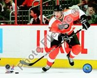 Jeff Carter 2009-10 Action Fine-Art Print