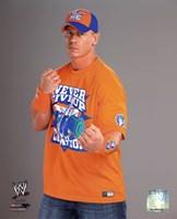John Cena 2010 Posed Fine-Art Print