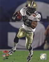 Reggie Bush Super Bowl XLIV Action (#17) Fine-Art Print
