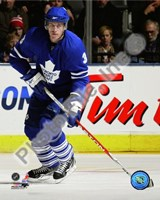Dion Phaneuf 2009-10 Action Fine-Art Print