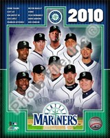 2010 Seattle Mariners Team Composite Fine-Art Print