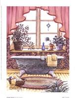 Vintage Bathtub l Fine-Art Print