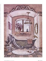 Vintage Bathtub ll Fine-Art Print