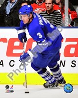 Dion Phaneuf 2009-10 Action In Play Fine-Art Print