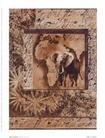 Wild Kingdom I Fine-Art Print